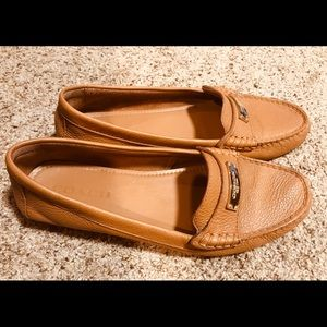Coach Leather Loafers Size 8.5